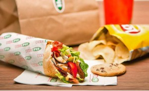 Healthy Pita Sandwiches and Meals at Pita Pit (44% Off)