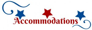 Accommodations Banner