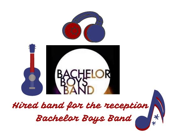 Band hired for reception