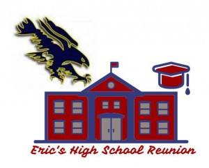 Eric' high school reunion
