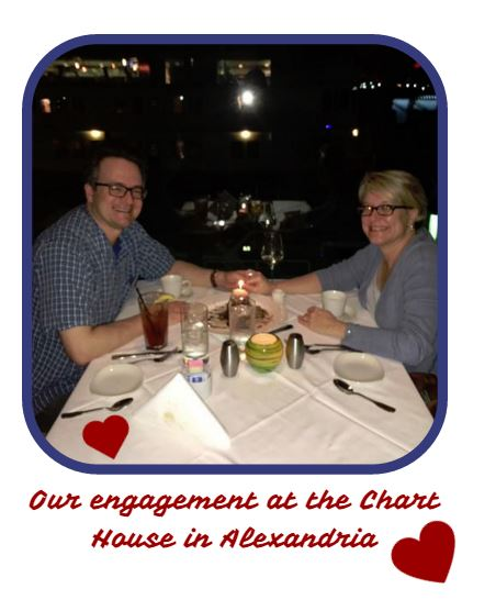Jen & Eric Engaged at the Charthouse